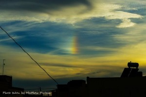 rainbow in the sky matthew portelli