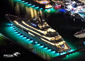 who else would like to be on this superyacht