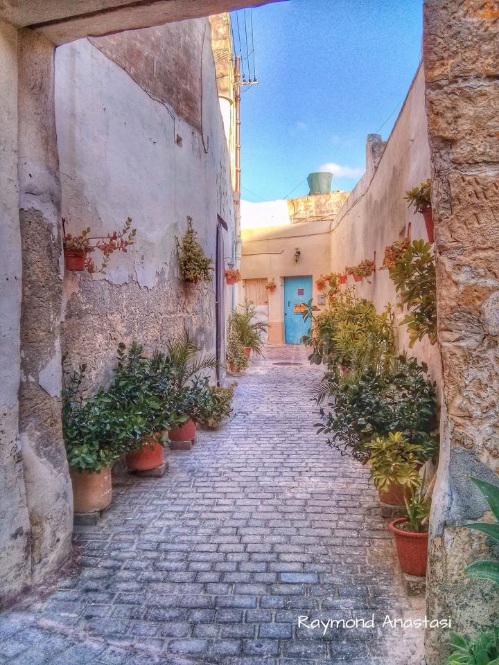 malta old alley houses - photo #41