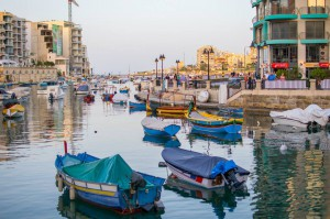 enjoying a pleasant evening at spinola bay Vinicius Dallacqua Photography